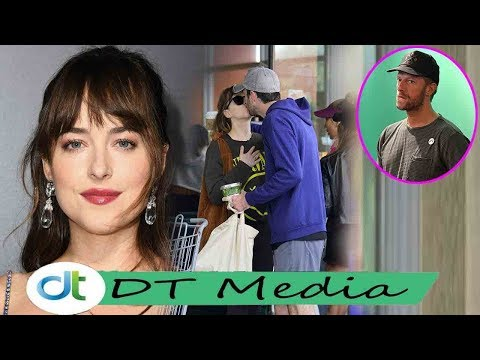 Chris Martin Was Angry As Dakota Johnson Kissed Jamie Dornan Shortly After Learning To Break Up