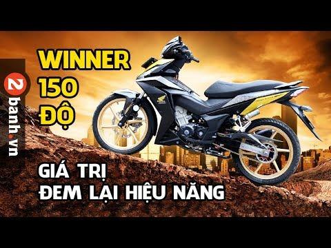 Winner 150 độ (Super GTR 150) - Bản nâng cấp giá trị mang lại hiệu năng - Thời lượng: 16 phút.