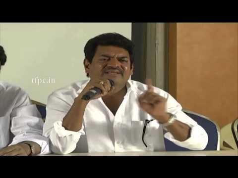 Ali cheated us says Sivaji Raja Speech at Rajendra Prasad Panel Pressmeet about MAA Elections 2015