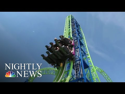 Jersey Shore Gets New Roller Coaster Five Years After Hurricane Sandy | NBC Nightly News