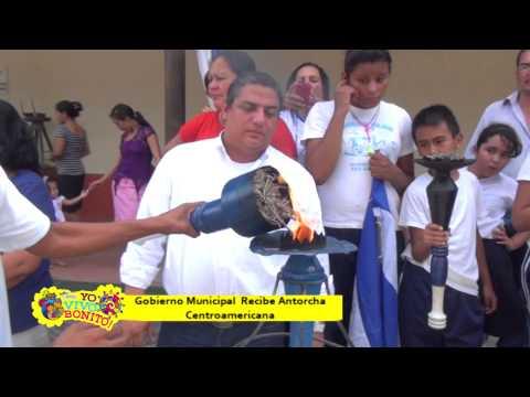 Gobierno Municipal recibe Antorcha Centroamericana... Alcaldía de Ocotal