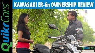 7. Kawasaki ER-6N Long-Term Ownership Review | QuikrCars