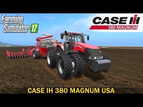 [FBM Team] Case IH 380 Magnum USA v1.1.0.0