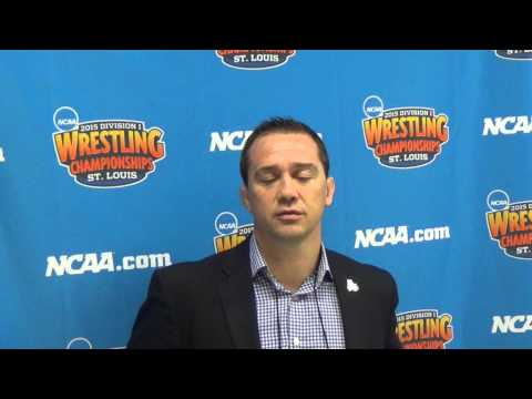 AU Wrestling Coach Teague Moore Recaps the 2015 NCAA Tournament