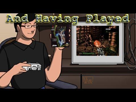 alien trilogy playstation 1