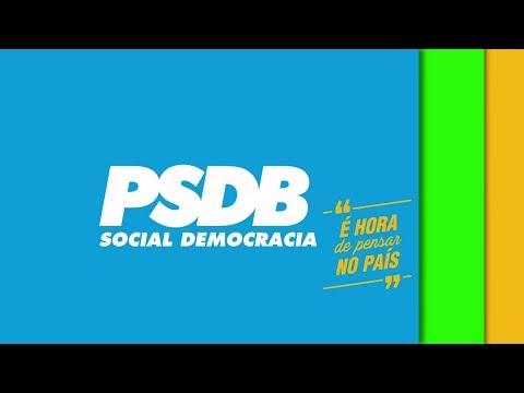 Programa partidário – PSDB Nacional | 17/08