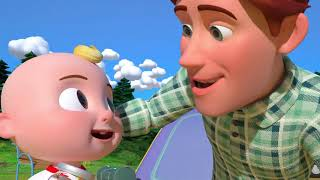 Clean Up Trash Song  Coomelon ABCkidTV Nursery Rhymes