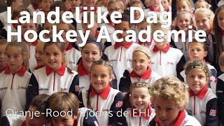 Landelijke dag Hockey Academie 2017