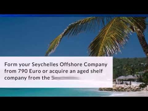 Formation your Seychelles Company with the experts