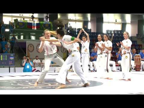 -55 kg Females 2018 World Championship -55 kg Fêmeas 2018 Campeonato Mundial