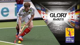 New Zealand Vs Germany - Men's Rabobank Hockey World Cup 2014 Hague Pool B [08/6/2014]