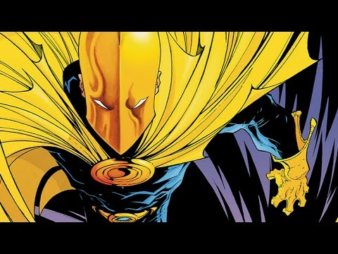 origins - Some heroes hide behind a mask. This hero kind of IS the mask. Join http://www.WatchMojo.com as we explore the comic book origin of the Dr. Fate. Check us out at http://www.Twitter.com/WatchMojo,.