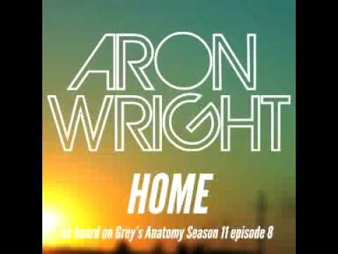 "Grey's Anatomy Music Season 11 Episode 8 Aron Wright ""Home"""