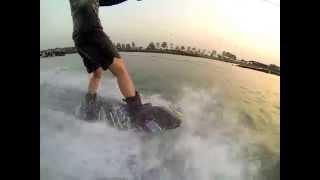 Jumping at the Thai Wake Park