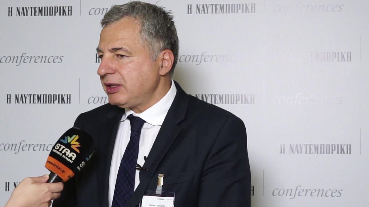 Γιάννης Περλεπές, Γενικός Διευθυντής Η ΝΑΥΤΕΜΠΟΡΙΚΗ