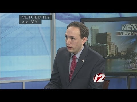Newsmakers 1/31/2014: Clay Pell, Democratic candidate for governor