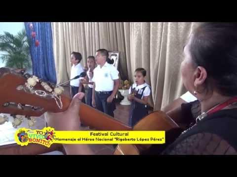 Festival Cultural en Homenaje a Rigoberto López Pérez, Alcaldia de Ocotal