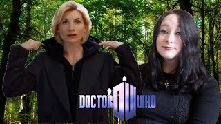 Twitter, Facebook, and Instagram? Links at https://www.mcleanamy.co.uk Thirteen - unlucky for some! The Doctor is now a woman, but the Doctor is also Jodie ...