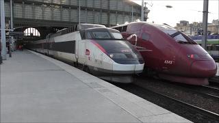 Video Trains at Paris Gare Du Nord | 07/02/17 4K! MP3, 3GP, MP4, WEBM, AVI, FLV November 2017