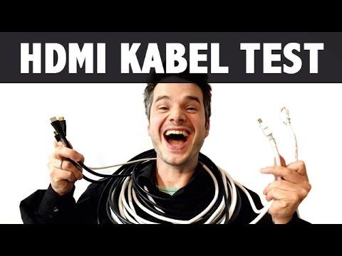HDMI Kabel Test und Vergleich - Heimkinoraum Quick Tipp