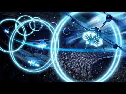 Arena krijgt de primeur van de eerste drone entertainmentshow