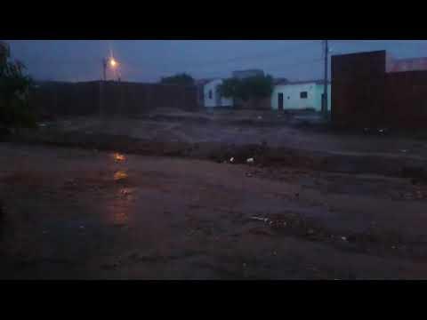 Chuva em Tabira - PE