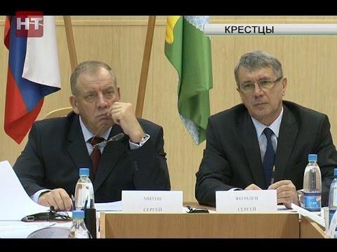 Губернатор Сергей Митин начал серию рабочих встреч по вопросам оптимизации объемов пассажирских перевозок в районах
