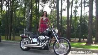 4. Used 2009 Harley Davidson Softail Custom Motorcycles for sale