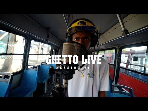 Ghetto - Live Session #1 - Valor al artista - (prod. Chesary)