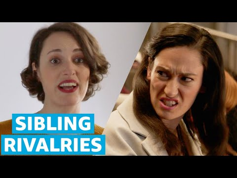 Fleabag Show Sibling Rivalry Scenes | Prime Video