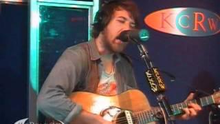 """Fleet Foxes performing """"Grown Ocean"""" on KCRW"""