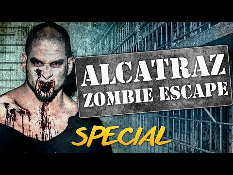 ALCATRAZ ZOMBIE ESCAPE - SPECIAL ★ Call of Duty Zombies Mod (Zombie Games)