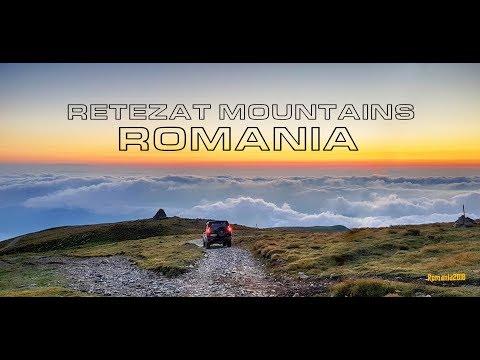 HAUNTED MOUNTAIS OF TRANSYLVANIA - CZ (видео)