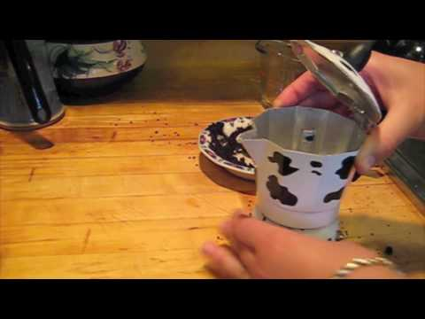 How to use a stovetop espresso maker/ moka pot