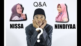 Video Q&A PART #1 / NISSA ATAU NINDIYAA ? MP3, 3GP, MP4, WEBM, AVI, FLV Desember 2018