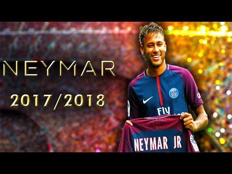 Neymar Jr 2017/2018 - Crazy Skills & Goals Show - HD
