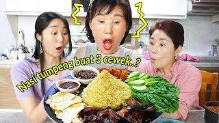 Video Tante Korea tergila-gila dengan Sambal Manado!! MP3, 3GP, MP4, WEBM, AVI, FLV Juli 2019
