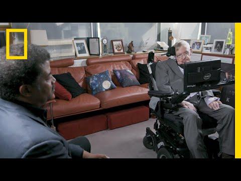 StarTalk with Neil deGrasse Tyson & Stephen Hawking | Full Episode