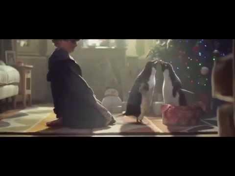 la commuovente storia d'amore tra un bimbo e il suo pinguino.