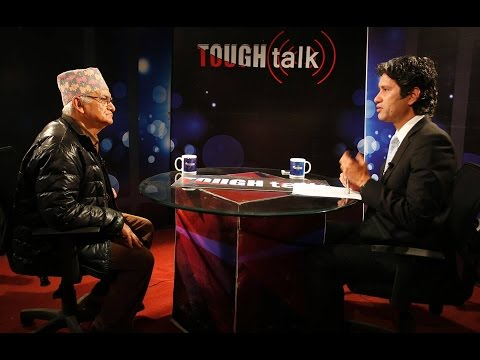 TOUGH talk with Chitra Bahadur KC