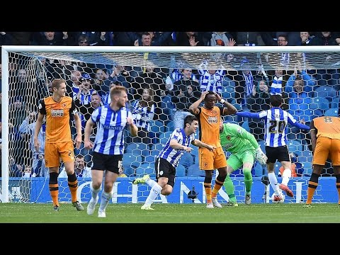 Owls v Hull City; the story so far.....
