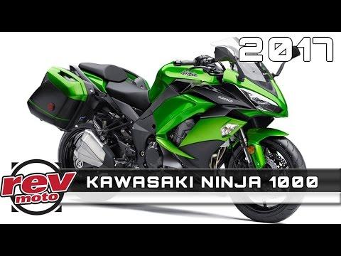 2017 KAWASAKI NINJA 1000 Review Rendered Price Specs Release Date