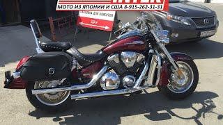 3. MOTO-INTER MОТО из СШ� 2008 HONDA VTX1800 Tourer Spec-3