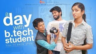 Video A Day With B.tech Student   Fidaa Spoof   Chai Bisket MP3, 3GP, MP4, WEBM, AVI, FLV Januari 2018