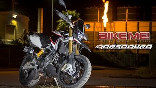 6. Aprilia Dorsoduro 1200 Review - BIKE ME!