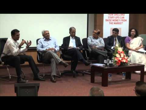 Kerala State Planning Board Lecture Series on HOW SMEs AND START Ups CAN RAISE MONEY FROM THE MARKET