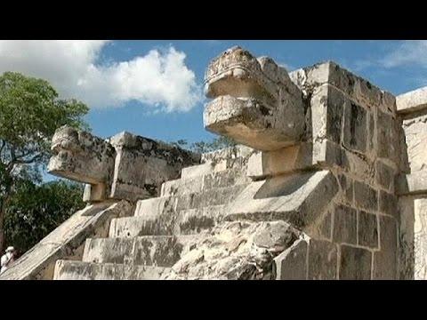 Μεξικό: Σημαντική ανακάλυψη στις πυραμίδες Κουκουλκάν