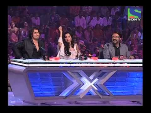 X Factor India - Manoj Bishnoi's Hilarious Performance On Tadap Tadap - X Factor India - Episode 3 -  31st May 2011