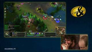 (HD161) Chips&Noi 100% Comestible n°3 - League Of Legends Replay [FR]