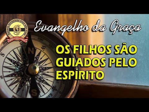 OS FILHOS SÃO GUIADOS PELO ESPÍRITO